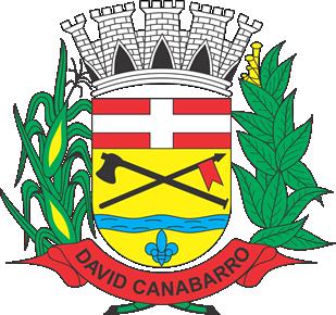 Brasão - Câmara de David Canabarro